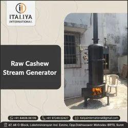 Wood Fired 640 Kg/Hr Steam Boiler