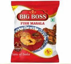 Big Boss Fish Masala Powder, Packaging Size: 250 g, Packaging Type: Packet