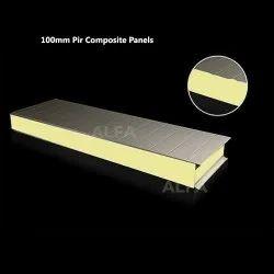 100mm PIR Composite Panels