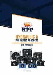AIR COOLED OIL COOLER HPP-H-1490-1P