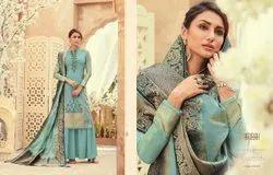 Designer Dupatta Ladies Salwar Suit