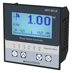 APFC-96L6 Automatic Power Factor Controller