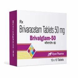 Brivaracetam 50 mg