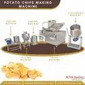 Automatic Potato Chips Plant