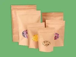 Biodegradable Poly Coated Kraft Paper