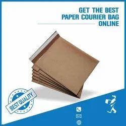 Plain Tamper Proof Courier Bag