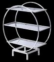 Utility 3 Tier Display Stand