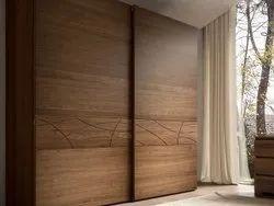 Wooden Wardrobe Installtion Service, in Local