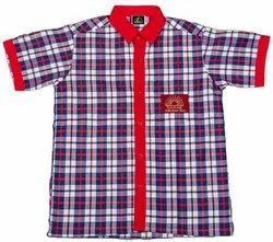 i3 Cotton School Shirts Uniform