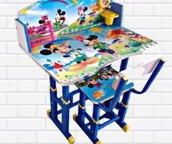 Kids Study Table & Chair Set For Kids (3-10 Years)