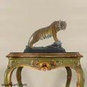 Real Color Tiger Statue