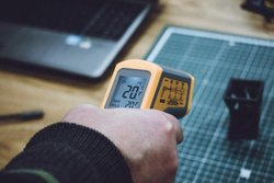 Infrared Thermometer For Hospital