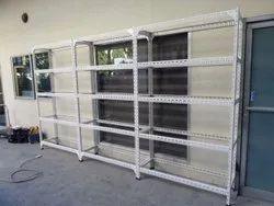 Open Type Steel Angle Racks