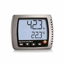 Testo 608 H1/H2 Digital thermohygrometer