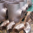 ASTM B363 Titanium Steel Pipe Fittings for Industrial