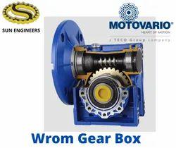 Motovario Worm Gear Box