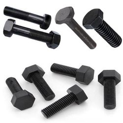 APL MS Carbon Steel Screw, For Glass Fitting, Size: M6to M24