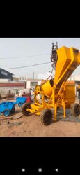 Hydraulic Concrete Mixture Machine