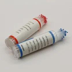 Capillary tube non hepernized
