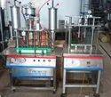 3 In 1 Semi Automatic Aerosol Filling Machine