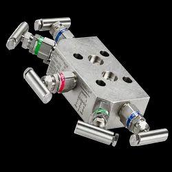Rosemount 305 Coplanar Style Manifold Three-Valve