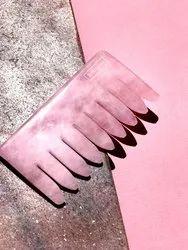 Rose Quartz Combs
