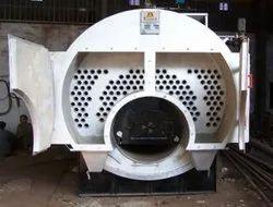 Coal Fired 800 kg/hr Horizontal Fire Tube Steam Boiler