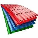 JSW Galvanized Color Coated Sheet