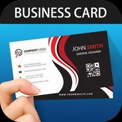 300GSM Multicolor Visiting Card