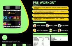 Pre Workout Protein Powder