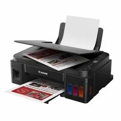 Canon PIXMA G3010 All-in-One Color Inkjet Printer, For Office