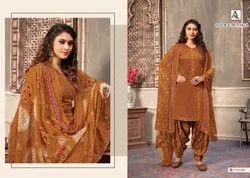 Alok Noor E Patiyala 14 Punjabi Patiyala Dress Material