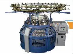 Used Computerized Single Jersey Circular Knitting Machine