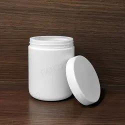 Plastic Powder Hdpe Bottle 100gram