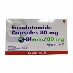Enzalutamide Glenza 40 Mg Capsules