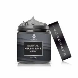 Natural Herbal Face Mask, GMP, Packaging Size: 100 G