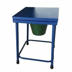 Commode Stool For Illness, Injury Or Disabled Patients & Elders To Use In Indian Toilet