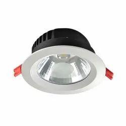 30W Round High Power Cob LED Zoom Downlight