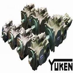 Yuken High Pressure Variable Displacement Piston Pumps