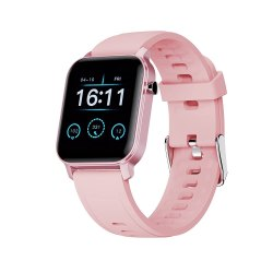 Pink Metal Design Maxima Max Pro X2 Sports Analogue Smart Watch-X261MP64183, Pan India