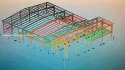 Industrial Commercial Building Design, Chennai
