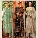Ladies Pakistani Suit Material