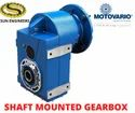 S - IS - PS - CS - Shaft Mounted Gearbox