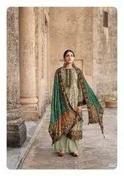 Velvet Collection Salwar Suit Wholesale Catalog 6 Pcs