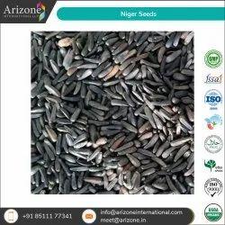 Black Dried Niger Seeds, Packaging Type: PP Liner Bag