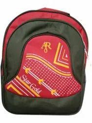 AR Polyester Kids School Backpack