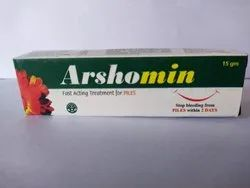 Arshomin Ointment, 15 gm