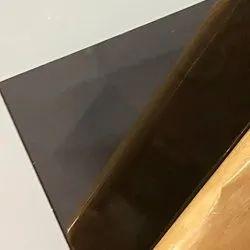 Brown Transparent Acrlic Sheet