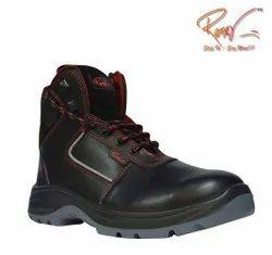Ramer Rexon-High Double Density Red Shoes