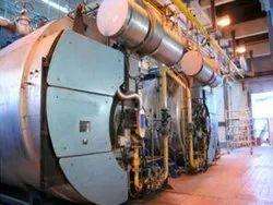 Solid Fuel Fired 5000 kg/hr Steam Boiler, IBR Approved